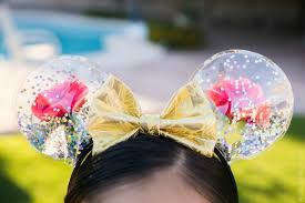 diy mickey ears enchanted roses for