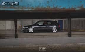 16 1997 golf volkswagen rayvern bagged bbs rs polished