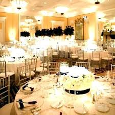 Round Table Settings For Weddings Delightful Round Table Setting Ideas For Wedding Anniversary