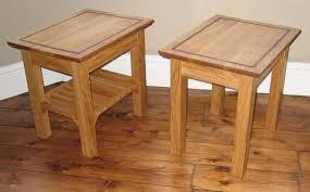 oak side table. Oak Side Tables 05 Table