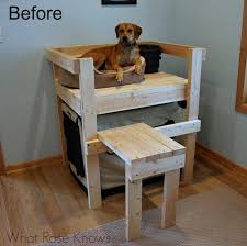 office bunk bed. Dog Bunk Bed #doghouse #dogs #DIYdogbed Office