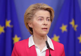 162 likes · 38 talking about this. Von Der Leyen Europe Is World S Beating Heart Of Solidarity On Coronavirus Politico