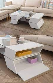 50 modern coffee tables to add zing to