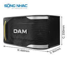 Loa Karaoke DAM DDS-690EX
