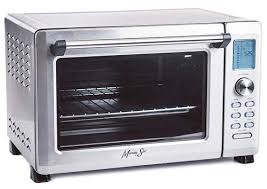 morning star extra large infrared convection countertop digital toaster oven
