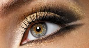 mommy makeup tutorial how to wear gold silver eye shadow