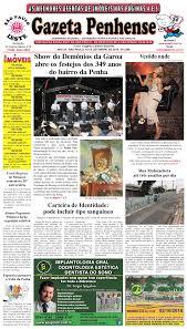 Calam o Gazeta Penhense edi o 2288 10.09.16
