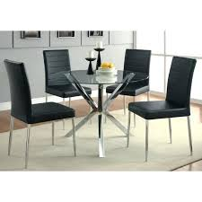 small glass kitchen tables image of modern kitchen table sets round glass small glass dining table