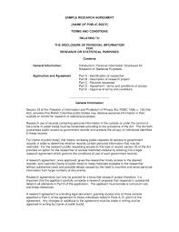 Example Of An Agreement Example Of An Agreement Magdalene Project Org