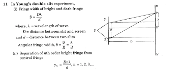 important questions for class 12 physics cbse interference