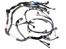 Efi wiring harness '91 na manual 568 00