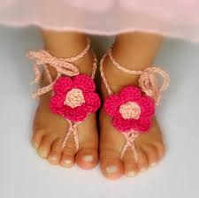 Free Crochet Patterns For Baby Sandals Simple Decorating Ideas