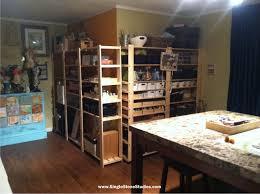 Organizing My Art Studio