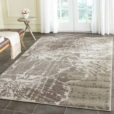 safavieh porcello grey dark grey 5 ft x 8 ft area rug