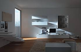 Small Picture Download Contemporary Living Room Wall Units home intercine