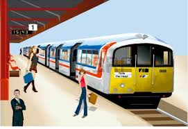 Image result for passengers in a train clip art images