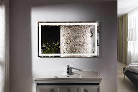 vanity mirrors for bathroom. Budapest Iv Lighted Vanityr Led Bathroom Horizontal Lighting V Makeuprs Vanity Mirrors Bath Mirror Lowes Backlit For
