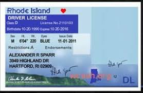 Real Drivers O Found Pictures 2019 Island Rhode Others File Passport Photoshop Id Board Intresting In Template License Onl… psd Editable