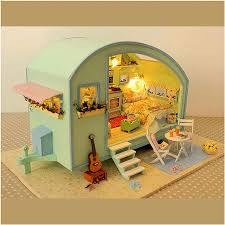 cheap doll houses with furniture. cuteroom a016 time travel diy wooden dollhouse miniature kit doll house led music voice control cheap houses with furniture u
