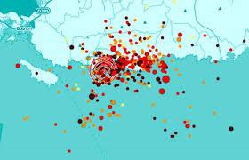 Bodrum'da 24 saatte 490 kere sarsıntı yaşandı