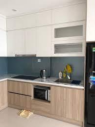 Tủ bếp MDF ở Tam Sơn Từ Sơn Bắc Ninh ''nhận thiết kế + giá mới nhất''