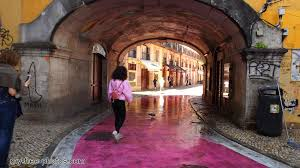 Red Light District In Portugal Pink Street Lisbon Portugal Pic Dscf1823 Jpeg
