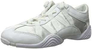 Nfinity Evolution Size Chart Nfinity Adult Evolution Cheer Shoes White 9
