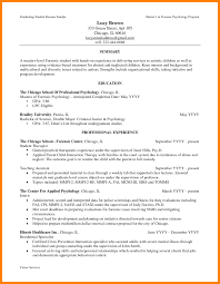 Master Resume Template Master Barber Resume Sample Student Examples Of Science Plumber 22