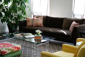 Living Room Design Ideas Brown Sofa Wtikmg