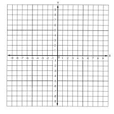 Printable Graph Paper With X And Y Axis Templates Graph Paper