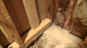 how to change bathroom tub to walk in shower shower pan prep part 1 of 4 you