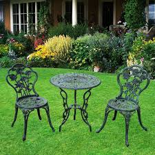 green wrought iron patio furniture. gallery of complimenting patio with wrought iron furniture green