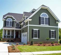green exterior house paintBest 25 Green exterior paints ideas on Pinterest  House colors