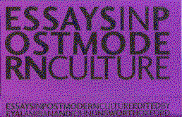table of contents essays in postmodern culture essays in postmodern culture