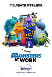 Monsters at Work (TV Series) (2021 ...