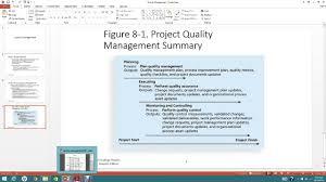 Quality Management Plan Quality Management Plan YouTube 19