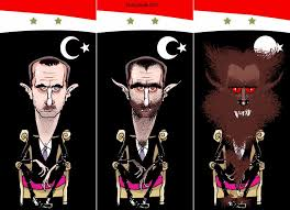 المأساة العثمانية  والمهزلة الأسدية !