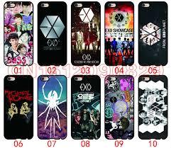 2015 skin design Exo Kpop band Cases Cover non mainstream 4 7 or