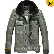 mens quilted down jackets
