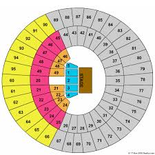 28 Scientific Frank Erwin Center Seating Diagram