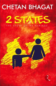 book review 2 states by chetan bhagat