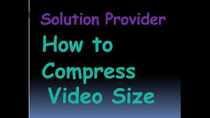how to shrink video size compress video size without losing its quality using handbreak