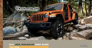 2018 jeep truck. contemporary jeep the most interesting stuff we found in leaked 2018 jeep wrangler  owneru0027s manual inside jeep truck f
