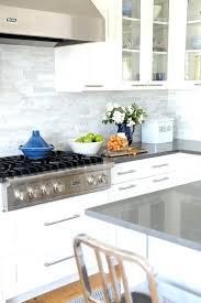 quartz countertops with backsplash stylish kitchen granite