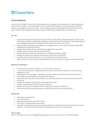 microsoft word office manager job description docx report spam or adult content