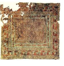 oldest persian rugs