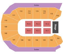 Wfcu Centre Tickets Seating Charts And Schedule In Windsor