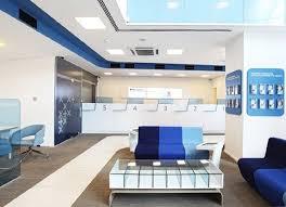 Finansbank | Bank branch Interior Design & ATM Design