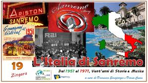L'Italia di Sanremo 19 (1969) Zingara - Bobby Solo e Iva Zanicchi -  HopeMedia Italia