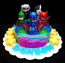 Jelly Birthday Cake Design Paulineshomemademalacca Jelly Birthday Cake Cake